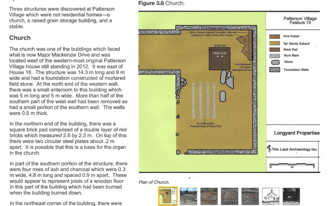 Now Available in iBook, The Archaeology of Patterson Village