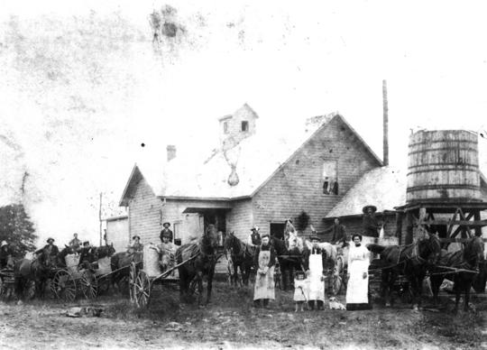 Our Lands Speak: 19th Century Patterson Village Water Sources – Part 2