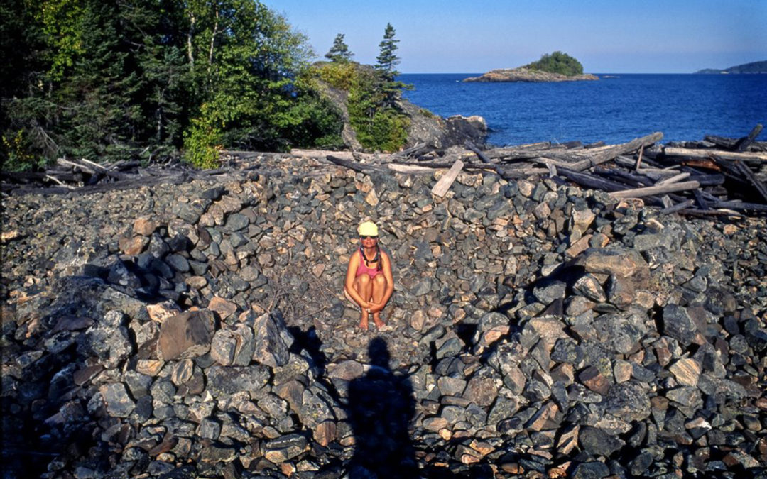 OLS Reflections: Pukasaw Pit Underwater Archaeological Survey, Lake Superior