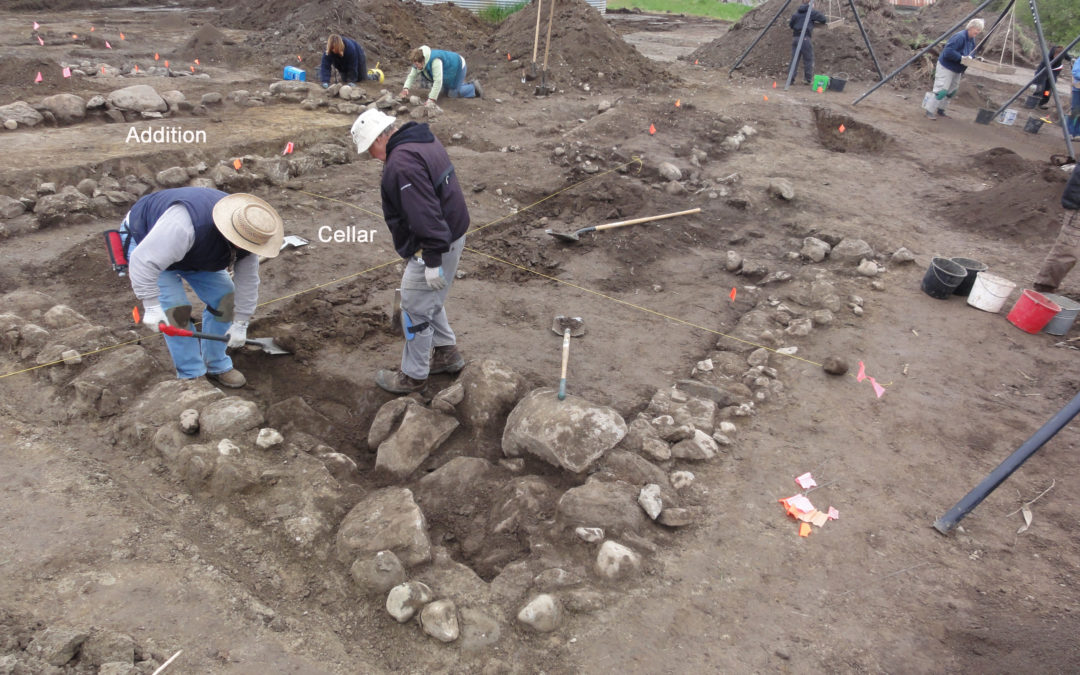 Our Lands Speak: Archaeological Investigations at Queensville Site 2