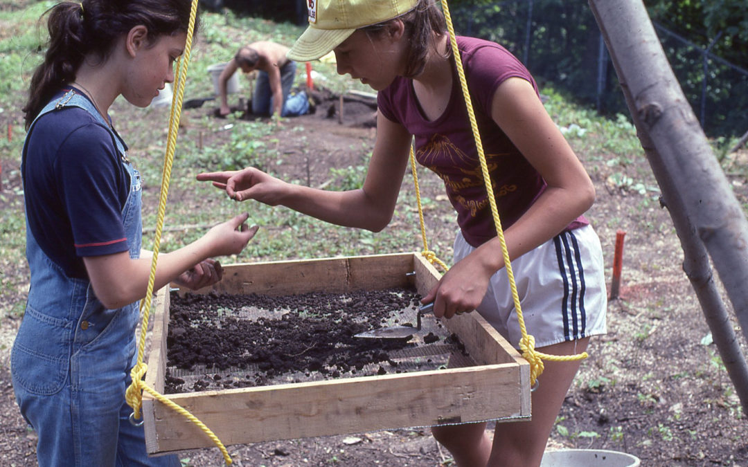 Our Lands Speak: Early Excavations at the Draper Site-Part 1