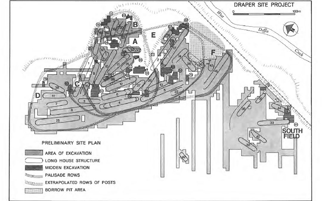 Contamination of Living Floors under Longhouses at the Draper Site